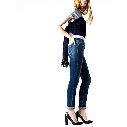 Donna Stretch Roy Super 27 Roger's Jeans Blu Gene wvIIx7qzE