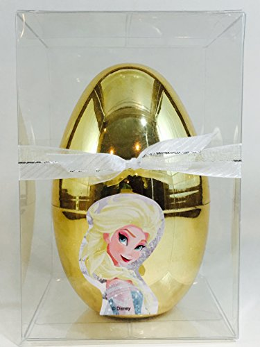 NEW Disney Frozen Inspired GOLD Surprise Eggs With Frozen St