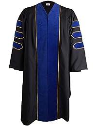 Unisex Doctoral Graduation Gown, Pastor, Pulpit Robe