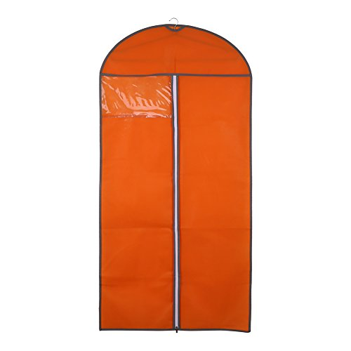 3 Colors 3 Sizes Breathable Zipper Type Suit Cover Hanging G