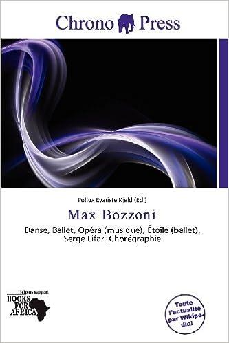 En ligne Max Bozzoni pdf ebook