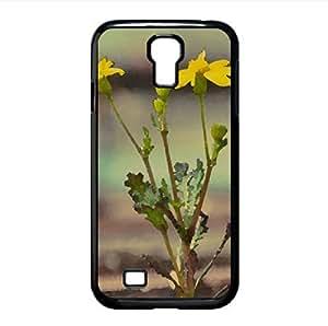 TheAeon 2 Watercolor style Cover Samsung Galaxy S4 I9500 Case (Flowers Watercolor style Cover Samsung Galaxy S4 I9500 Case)