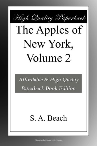 Download The Apples of New York, Volume 2 ebook