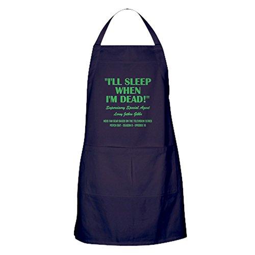 CafePress-Ill Sleep When Im Dead!-Baking Apron