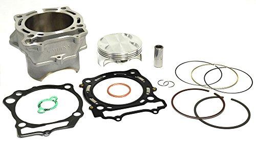 Athena P400510100007 Cylinder Kit for Suzuki Stock Bore (Athena Cylinder Kit)