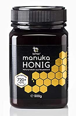 larnac activa miel manuka 720 PLUS, 1er Pack (1 x 500 g): Amazon.es: Alimentación y bebidas