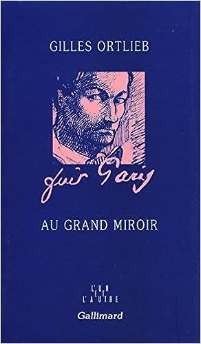 Lire en ligne Au Grand Miroir pdf, epub ebook