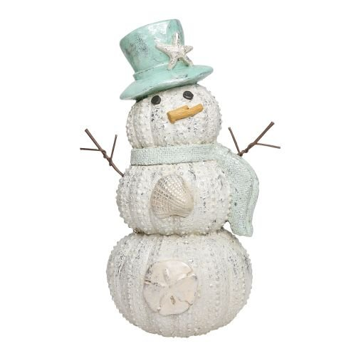 Department 56 Coastal Snowman with Starfish, 14