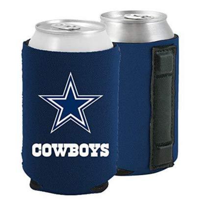 Cowboys Magnets Dallas (NFL Dallas Cowboys Magnetic Kolder Kaddy, 2-Pack, Dark Blue)