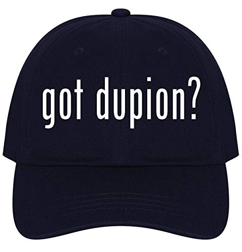 The Town Butler got Dupion? - A Nice Comfortable Adjustable Dad Hat Cap, Navy