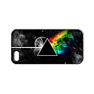 YXF Pink Floyd The Dark Side of the Moon Pattern Plastic Hard Case for iPhone 5/5S