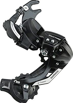 Shimano Tourney TY500 6/7-Speed Rear Derailleur w/ Hanger