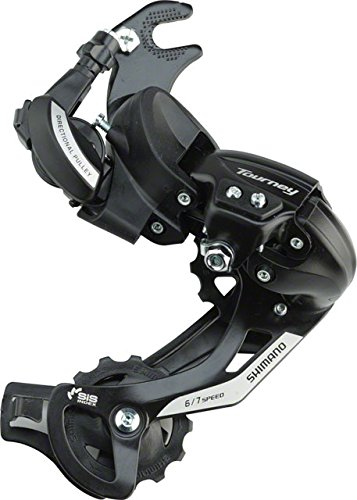 Shimano Tourney TY500 6/7-Speed Rear Derailleur w/ Hanger by SHIMANO (Image #1)
