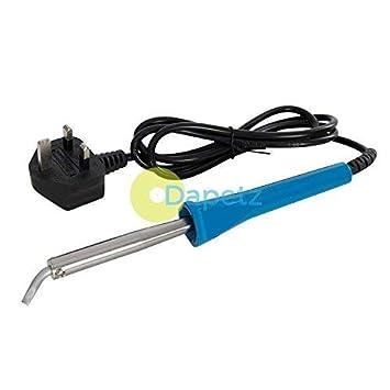 dapetz Soldador 60w GB eléctrico Circuito ordenador Reparar Cableado cables