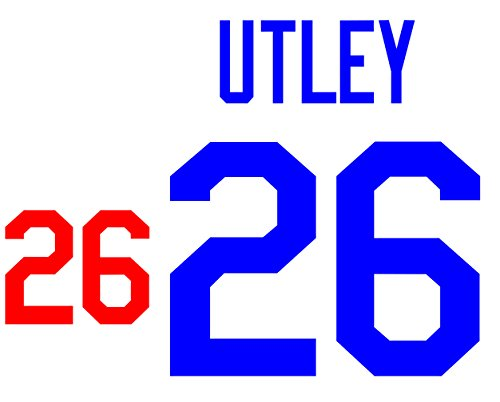 Top 1 recommendation dodgers jersey utley 2020