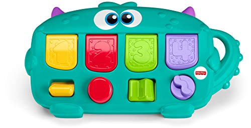 Fisher-Price Monster Pop-Up Surprise]()
