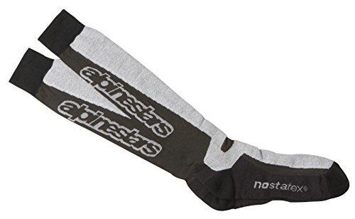 Alpinestars Thermal Tech Socks , Size: Lg-XL, Size Modifier: 10-13, Gender: Mens/Unisex, Primary Color: White 47034911LXL by Alpinestars