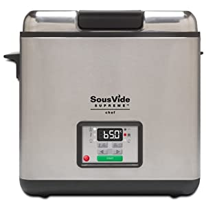 Commercial Sous Vide Machine, Supreme Professional Water Oven, SSC-00100