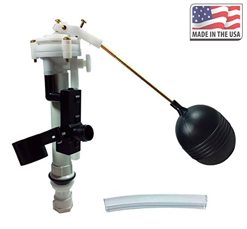 Replacement Ballcock for Kohler Toilet 84499, 9269, 30673 by HowPlumb