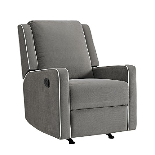 Baby Relax Robyn Rocking Recliner, Graphite Grey by Baby Relax Product