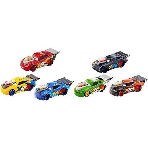 Disney/Pixar Cars XRS Drag Racing 3-Pack AND Disney/Pixar Cars XRS Drag Racing 3-Pack (Drag Racing Diecast Cars)