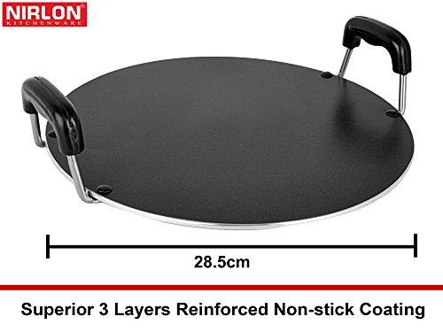Nirlon-Non-Stick-Aluminium-Kitchen-Cooking-Essential-Combo-Gift-Set-Appampatram-7-Cavity-Round-tawa