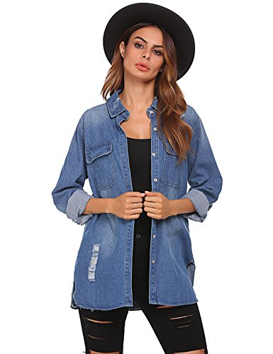 Jeans Coat - 9