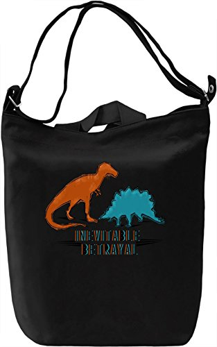 Inevitable Betrayal Borsa Giornaliera Canvas Canvas Day Bag| 100% Premium Cotton Canvas| DTG Printing|