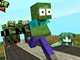 Clip: Zombie Tsunami Challenge!
