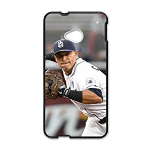 G-nation Chicago White Sox Melky Cabrera Custom Case for HTC One M7(Laser Technology)