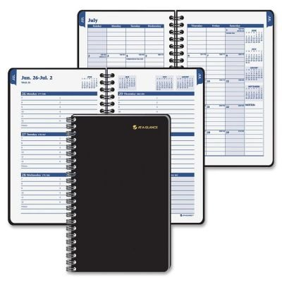 AAG70CP0105 - At-A-Glance Collegiate Weekly/Monthly Appointment -