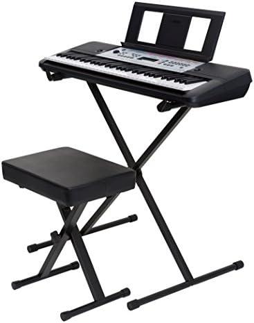 Yamaha YPT260 61 Key Portable Keyboard