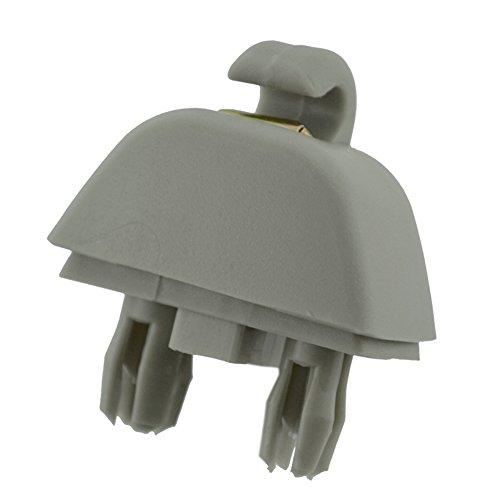 runmade-grey-interior-sun-visor-hook-clip-bracket-for-audi-a6-c6