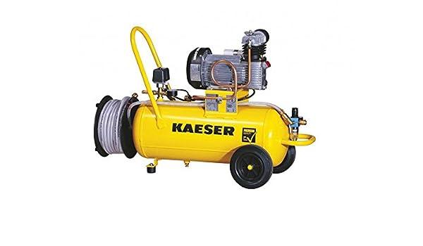 Pantalla Kaeser 350/40 W compresor de aire comprimido + manguera 20m: Amazon.es: Bricolaje y herramientas