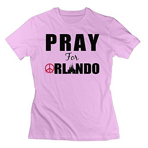 Hottest Superhero Women (Women's Pray For Orlando Peace Castle T-shirt)