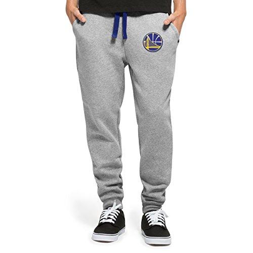 47 Brand Golden State Warriors Slate NBA Sweatpants Grau