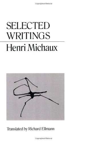 Selected Writings Michaux