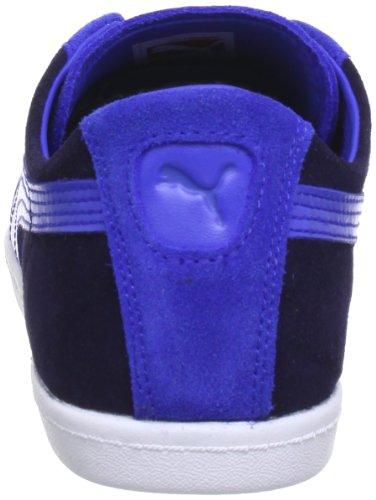 Puma Glyde Lo Wns Sneaker Twilight Blue / White / Azul (Blau (peacoat-dazzling blue 14))