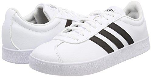 Chaussures Hommes Noir Court 0 ftwr Vl Pour 2 Adidas Gymnastique De Core Ftwr Core Blanches Blanc rawT7xr