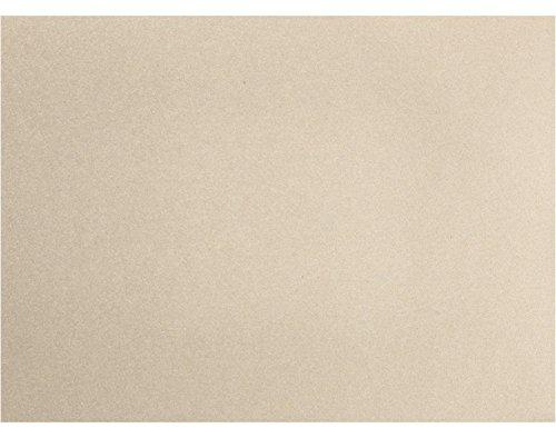 A7 Flat Card (5 1/8 x 7) - Silversand (1000 Qty.) by Envelopes Store