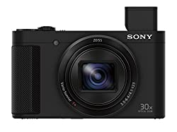 Sony Dschx80b High Zoom Point & Shoot Camera (Black)