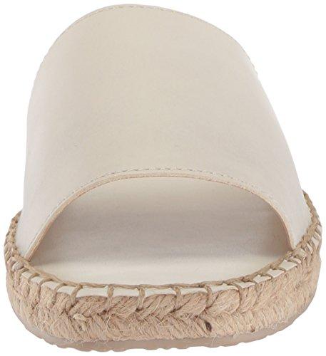 Sandalo Con Zeppa Dolce Vita Da Donna In Pelle Bianca