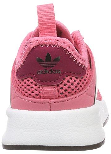 Niños plr Unisex X De Para rostiz I Ftwbla Deporte Rosa El Adidas 000 Zapatillas Negbas 0Szpqxpw