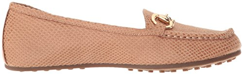 Attraverso Delle Aerosoles Tan Azionamento Slip Serpente Loafer Donne on t7ZxqBw
