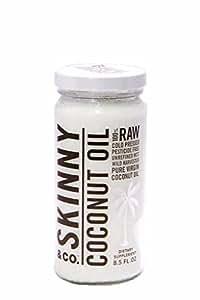 Skinny & Co. Extra Virgin Skinny Coconut Oil (8.5 fl oz.)