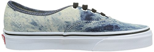 Vans Herren U Authentic Sneakers Azul