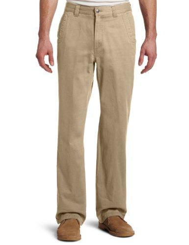 Teton Twill Pant - Mountain Khakis Men's Teton Twill Pant Relaxed Fit (Retro Khaki, 31x32)