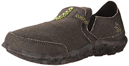 Cushe Boys Slipper,Black,EU 35 M