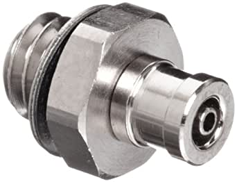 Smc M Series Stainless Steel Miniature Tube Fitting Barb