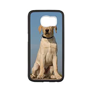 GGMMXO Labrador dog Phone Case For Samsung Galaxy S6 G9200 [Pattern-5]